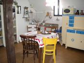kuchyně pokoje s 2 lůžky
