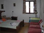 1 ložnice v rodinném apartmánu